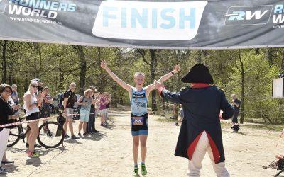 Niels van Lanen Nederlands kampioen Crossduathlon, Kai van den Brink Runner up!